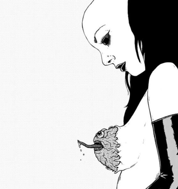 ilustraciones de tengu guro 14