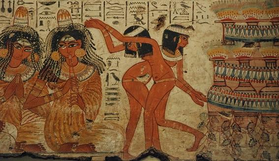 arte erotico egipcio 2