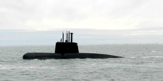desaparece submarino en argentina 1