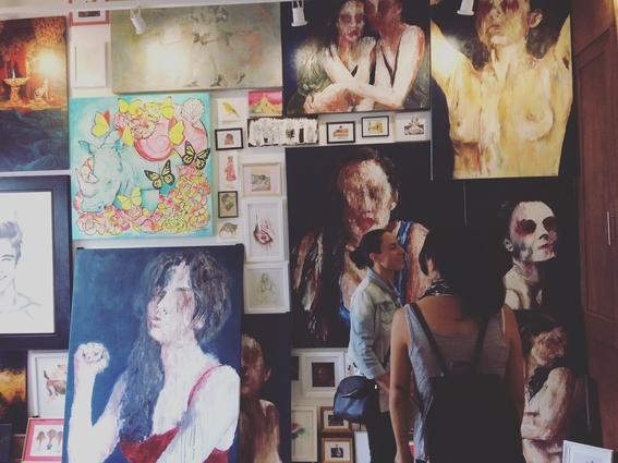 corredor cultural roma condesa 2017 2