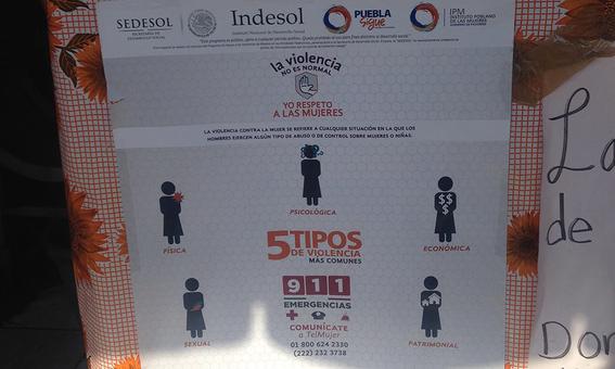 tortillerias mexicanas se unen contra la violencia de genero 2