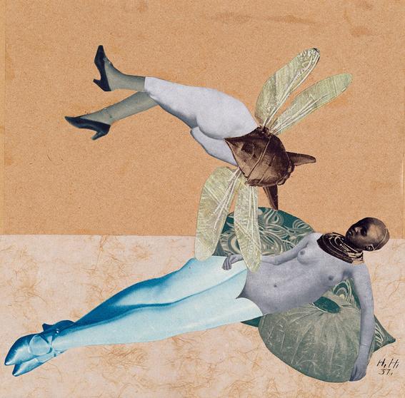 artistas del collage 10