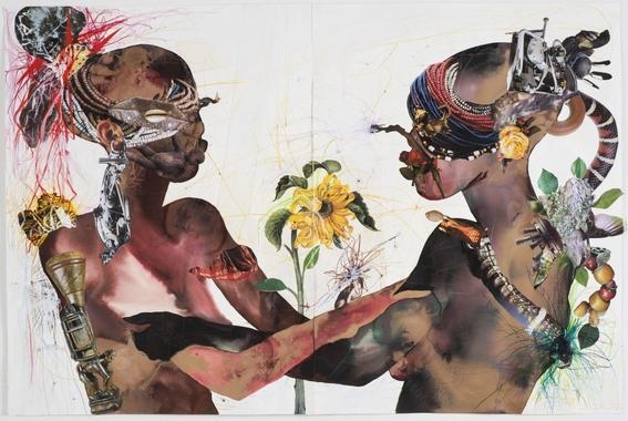 artistas del collage 12