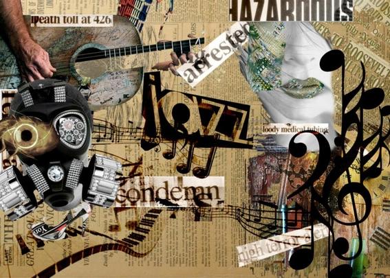 artistas del collage 1