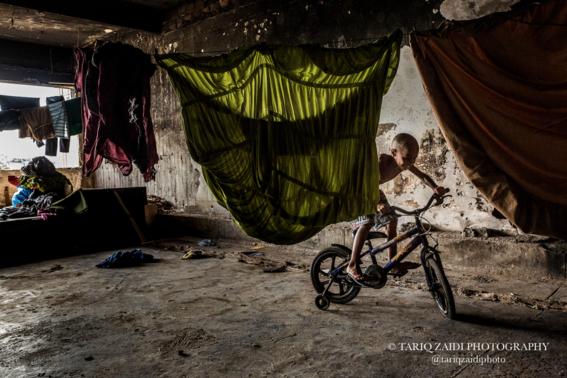fotografias sobre la pobreza en brasil de tariq zaidi 11