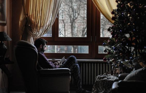 adornos de navidad antes de tiempo indican felicidad 1