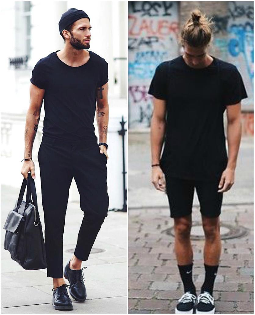 hombres 10 sólo de visten para consejos de moda negro que 4 Uw7IxAOqw