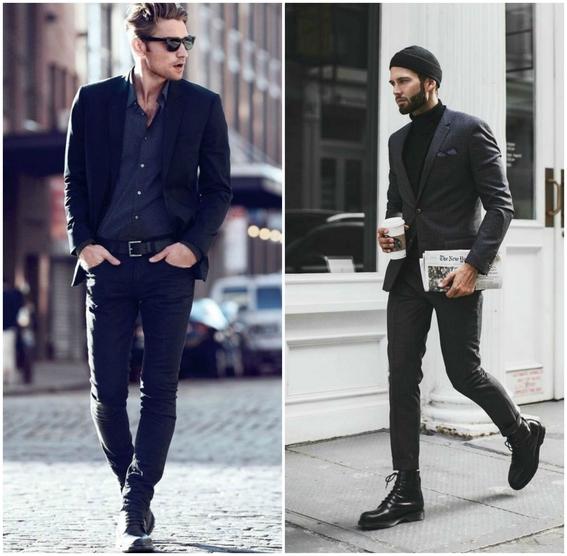 consejos para hombres total black 7