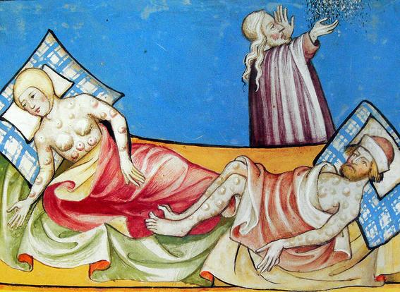 ways people died before modern medicine 1