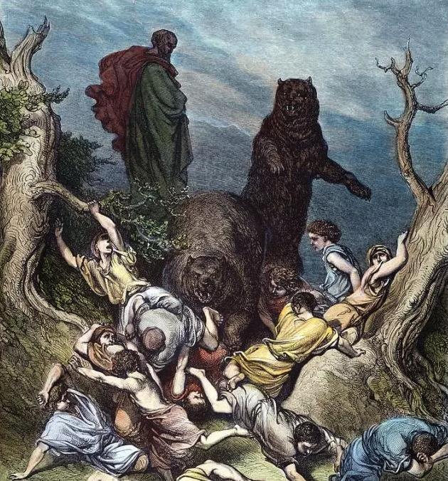 Pasajes de la Biblia que demuestran que Dios no es tan bueno como pensábamos 2