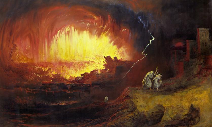Pasajes de la Biblia que demuestran que Dios no es tan bueno como pensábamos 1