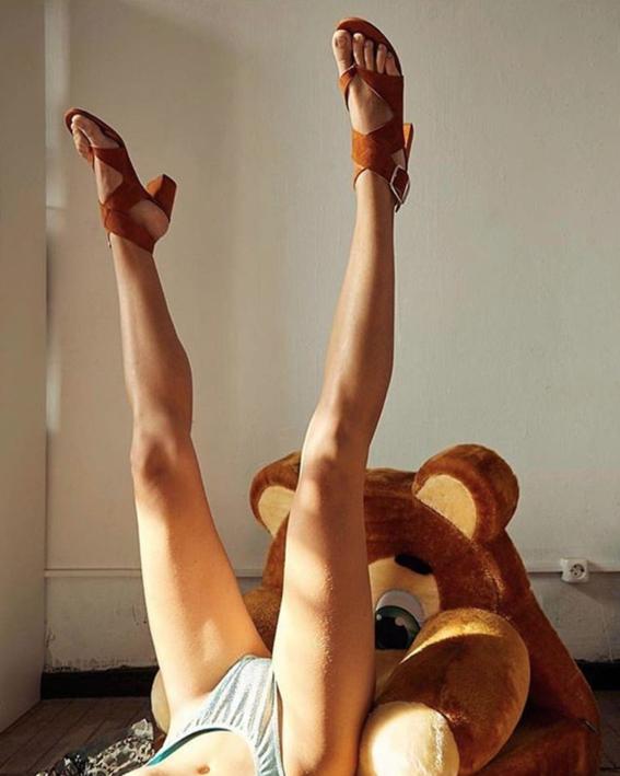 sexo con los pies 7