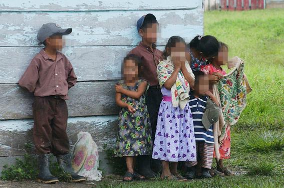 violencia a ninos indigenas en oaxaca 2