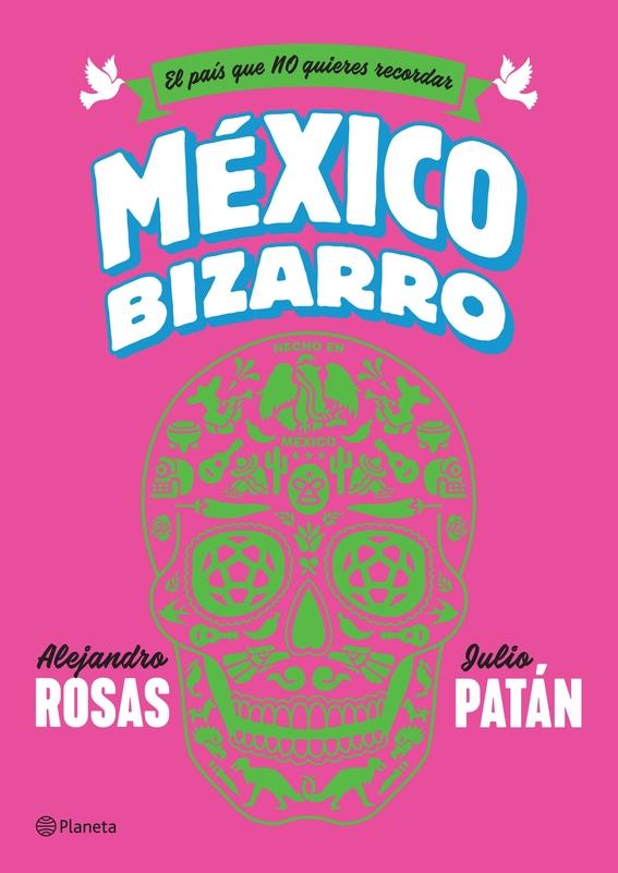 libro mexico bizarro 1
