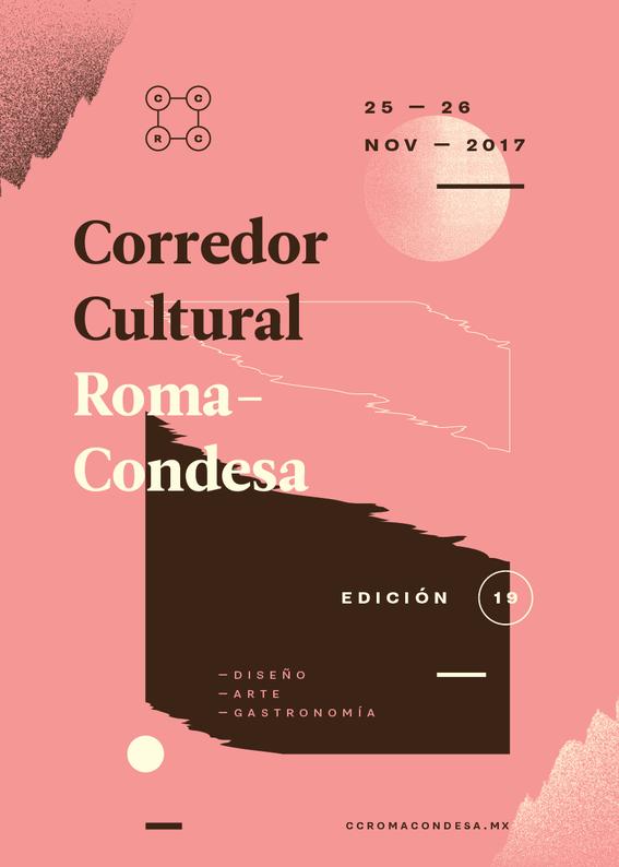 programa de actividades del corredor cultural roma condesa 10