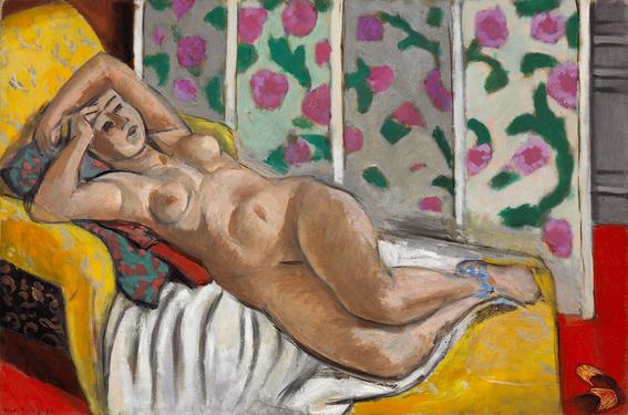 henri matisse artist paintings 9