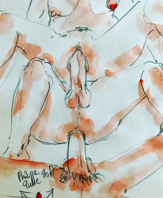 acuarelas eroticas de philip inke 5