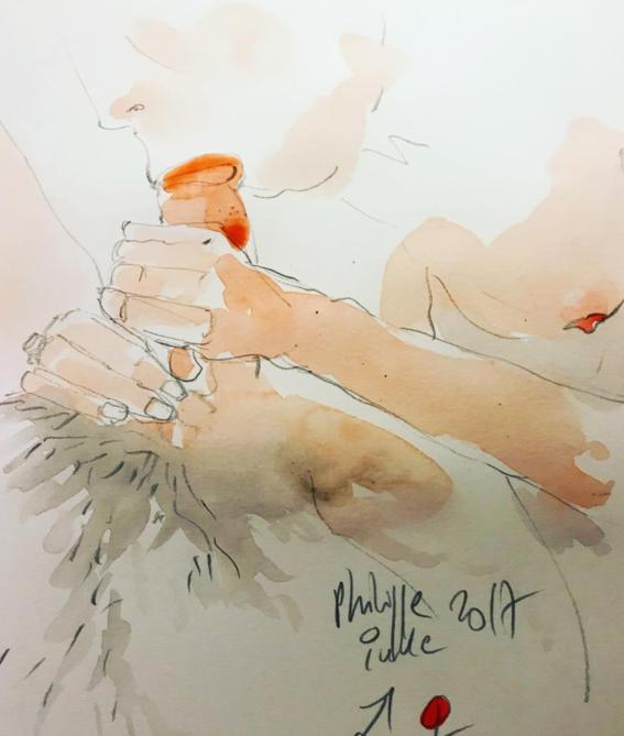 acuarelas eroticas de philip inke 8