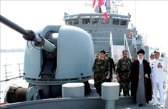 iran planea enviar buques a america latina 1