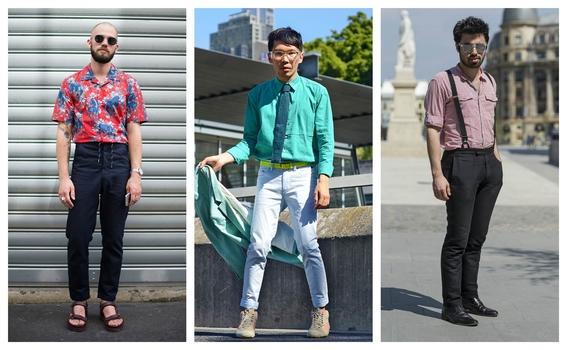 maneras atrevidas de usar una camisa 7