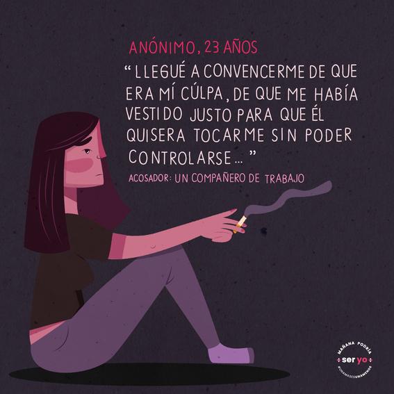 testimonios sobre acoso y abuso sexual 7