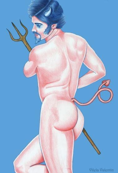 ilustraciones homoeroticas 9