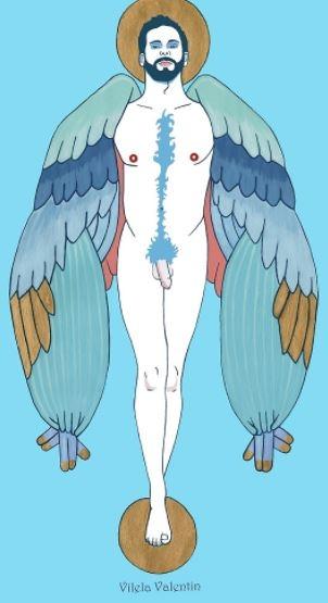 ilustraciones homoeroticas 14