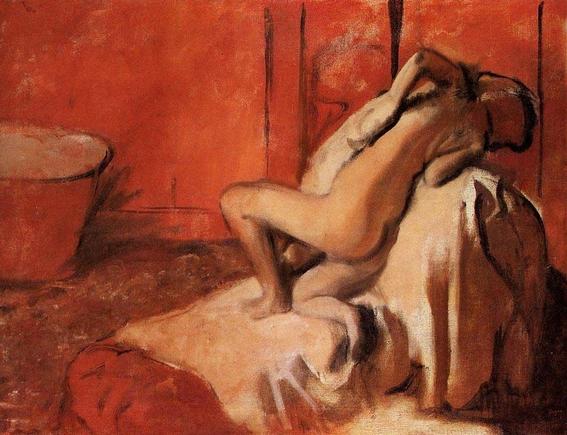 pinturas de edgar degas 7