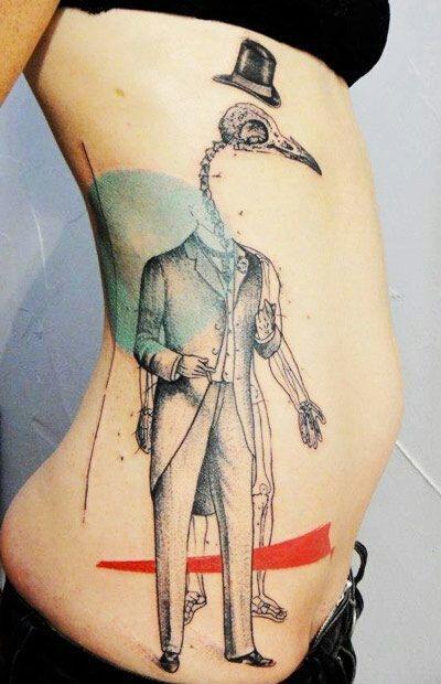 unique tattoo 9