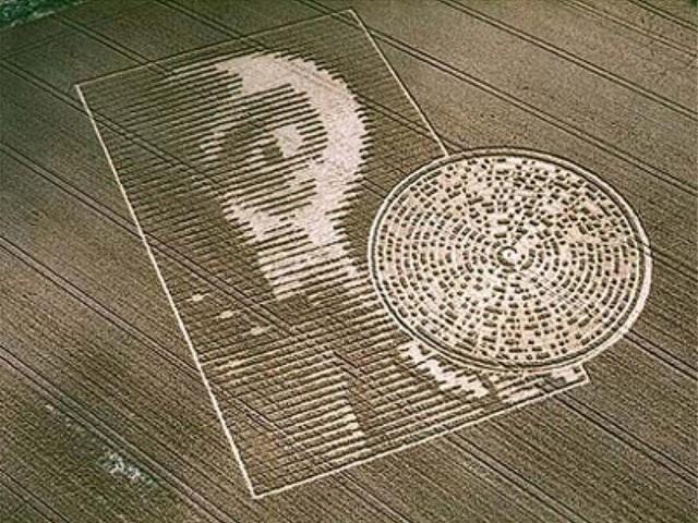 El secreto detrás de los misteriosos círculos hechos por extraterrestres 3