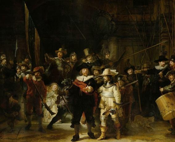 pinturas famosas de la historia 7