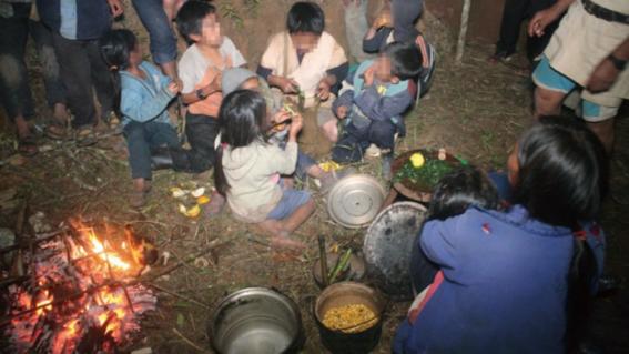 huyen indigenas en chiapas por miedo 1