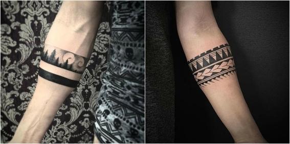 12 tatuajes perfectos para hombres delgados Diseo
