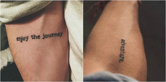 Frases De Tatuajes Para Hombres Finest Tatuajes Para Hombres Con