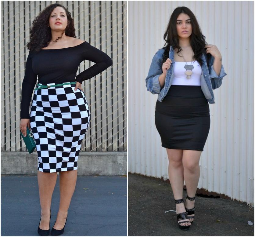 10 secretos de moda que sólo sabemos las mujeres plus size para tener estilo 5