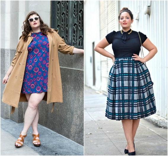 secretos de moda para mujeres plus size 8
