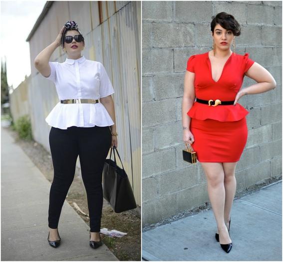secretos de moda para mujeres plus size 9