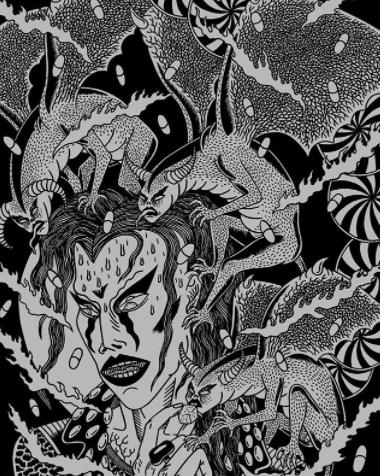 ilustraciones de zigendemonic 13