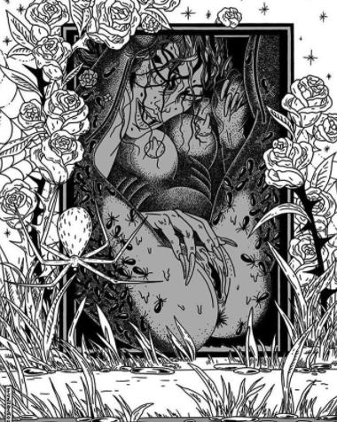 ilustraciones de zigendemonic 19