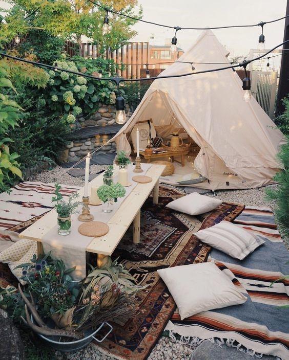playas para acampar 1