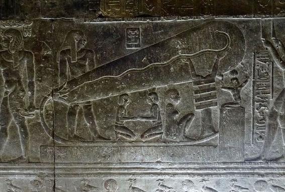 obras de arte egipcias 5