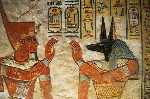 obras de arte egipcias 7