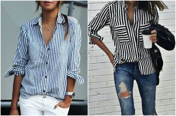 tipos de camisa para mujeres 3