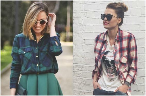 tipos de camisa para mujeres 4