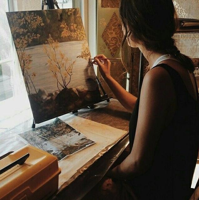 Cómo convertir tu pasión por el arte en una exitosa carrera sin morir en el intento 1