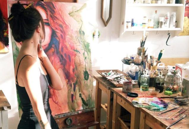 Cómo convertir tu pasión por el arte en una exitosa carrera sin morir en el intento 3