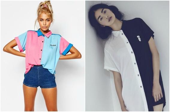 tipos de camisa para mujeres 8