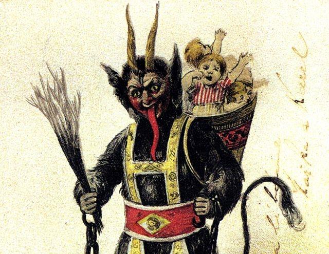 La historia del demonio que inspiró a Santa Claus 2