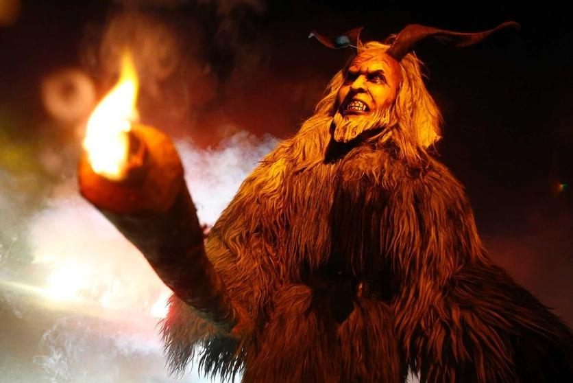 La historia del demonio que inspiró a Santa Claus 4