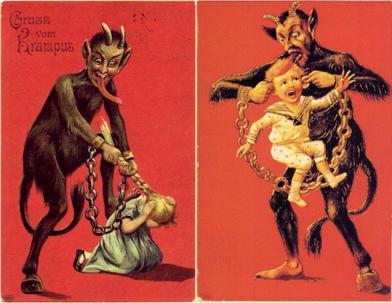 La historia del demonio que inspiró a Santa Claus 5